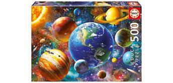 Educa Puzzle18449 - Solar System 500 Teile
