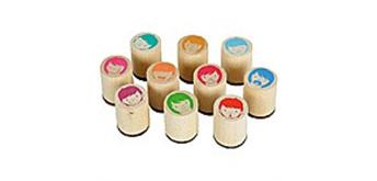 Eduplay Emotionsstempel 10er Set
