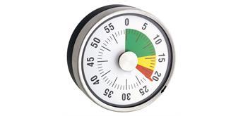 Eduplay Zeitdauer-Uhr Automatik Kompakt mit Magnet und Ampelscheibe