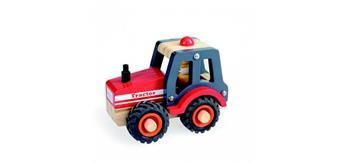 Egomont Traktor aus Holz