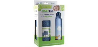 """Emil - Baby-Set """"Lesefreunde"""" Babyflasche und Emeal"""