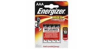 Energizer Batterie Micro, AAA LR 03