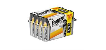 Energizer Batterie Mignon AA, 24er Box Alkaline Power