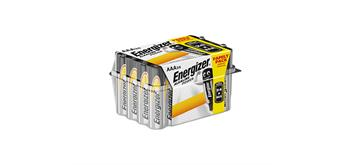 Energizer Batterie Mignon AAA, 24er Box Alkaline Power