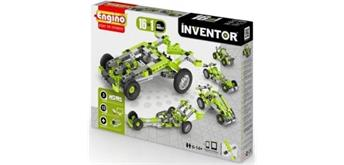 Engino Inventor 16 Models Cars