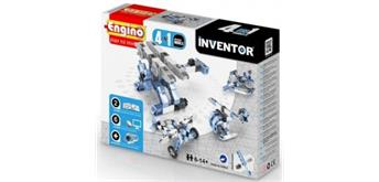 Engino Inventor 4 Models Aricrafts