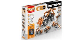 Engino Inventor 50 Models Motorized Set