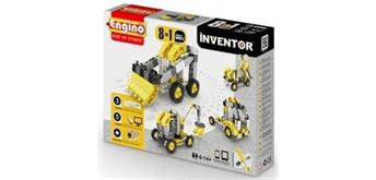 Engino Inventor 8 Models Industrial