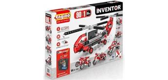 Engino Inventor 90 Models Motorized Set