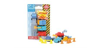 Eraser Trailer Set