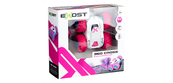 Exost Cross II Girls 360 Amazone 2.4 GHz