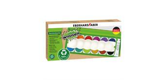 Faber - Deckfarbkasten 12er - Green Winner