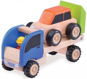 Fahrzeuge aus Holz