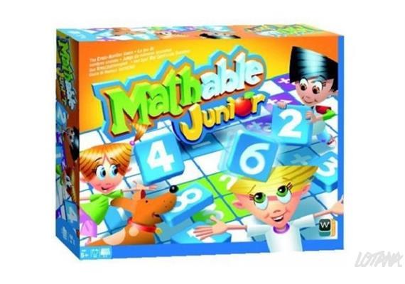 Family Games America Mathable-Mathematikspiel Junior