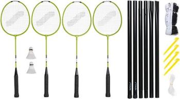 Federball, Badminton und Speedbadminton