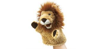 Folkmanis Handpuppe 2930 - Kleiner Löwe