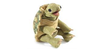Folkmanis Handpuppe 3156 - Stehende Schildkröte
