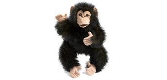 Folkmanis Handpuppe Baby Schimpanse