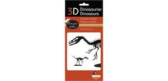 "Fridolin 3-D Papiermodell ""Dromaeosaurus"""