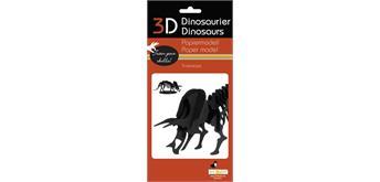 "Fridolin 3-D Papiermodell ""Triceratops"""