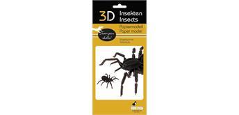 """Fridolin 3-D Papiermodell """"Vogelspinne"""""""
