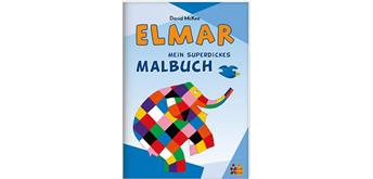 Friendz 594/480 Elmar - Mein superdickes Malbuch