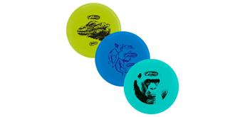 Frisbee Cool Flyer, 3-fach assortiert
