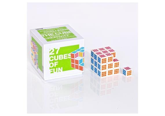 Fritzo Cube 27 Würfel, 20 mm