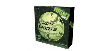Fussball Glow in the dark PVC 9