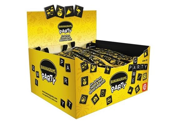 Game Factory Bananagram Party 10+, 2-8Sp.
