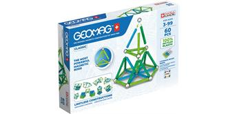Geomag Classic Green line 60 Teile
