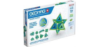 Geomag Panels Green line 114 Teile
