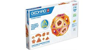 Geomag Panels Green line 200 Teile