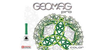 Geomag Pro Color 66 Teile