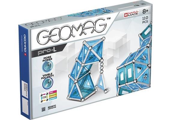 Geomag Pro L 110 Stück