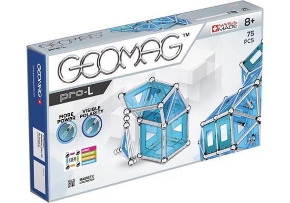 Geomag Pro L 75 Stück