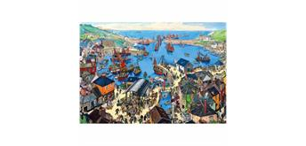 Gibsons Puzzle - Cornish Haven - 2000 Teile