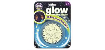 Glow 3D - 60 Sterne Glow in the Dark