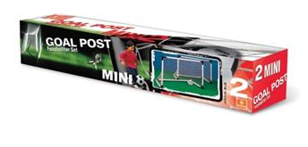 Goal Set 2 Mini-Tore mit Ball