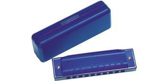 Goki 13008 - Mundharmonika in Kunststoffschachtel