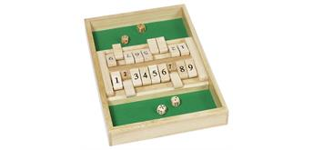 Goki Shut the Box 2 Spieler - 6+