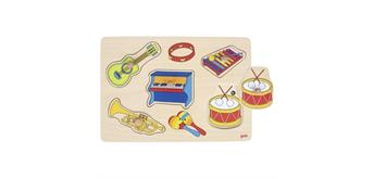 Goki Soundpuzzle Musikalien mit Instrumentensounds