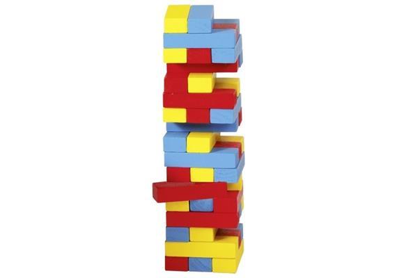 Goki Tumbling-Tower Farbig