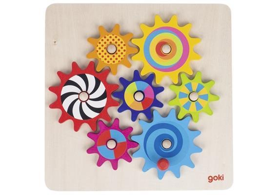 Goki Zahnradspiel