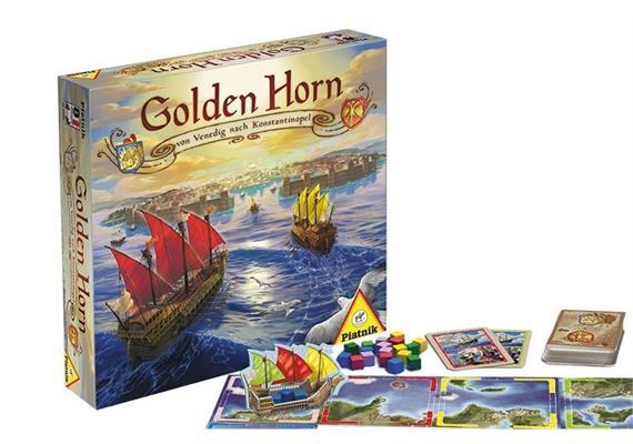 Golden Horn - 8+
