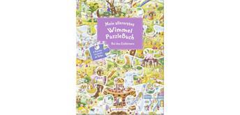 Gondolino Mein allererstes Wimmel-Puzzle Buch Einhörner
