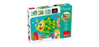 Goula - Mosaik Steckspiel Tiere