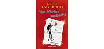Gregs Tagebuch Band 1 - Von Idioten umzingelt! Hardcover