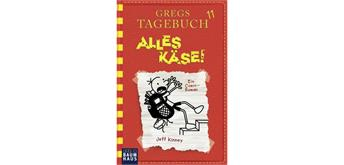 Gregs Tagebuch Band 11 - Alles Käse!