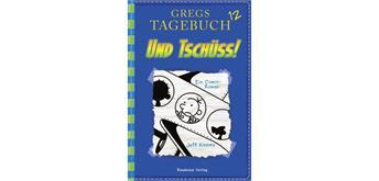 Gregs Tagebuch Band 12 - Und Tschüss!